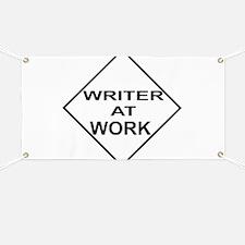 WRITER AT WORK Banner