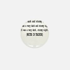writerintraining.png Mini Button (10 pack)