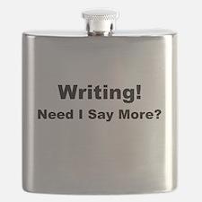 Writing! Need I Say More? Flask