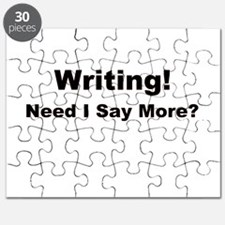 Writing! Need I Say More? Puzzle