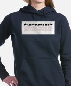 The perfect purse Hooded Sweatshirt
