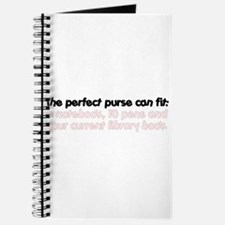 The perfect purse Journal