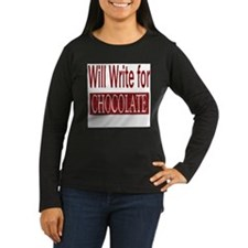 writeforchocolate.png T-Shirt
