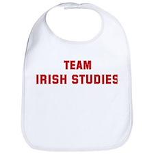 Team IRISH STUDIES Bib