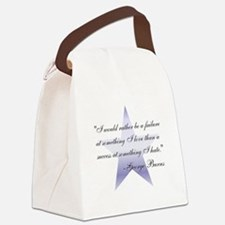 George Burns Failure Quote Canvas Lunch Bag