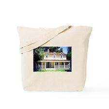 Waltons-style house Tote Bag