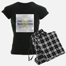 Yoga Positions Pajamas