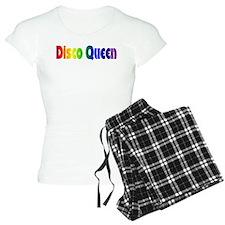 Disco Queen Retro Pajamas