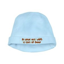 In Your Ear baby hat
