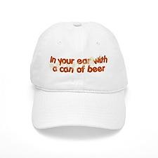 In Your Ear Baseball Cap