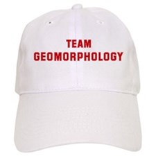 Team GEOMORPHOLOGY Baseball Cap