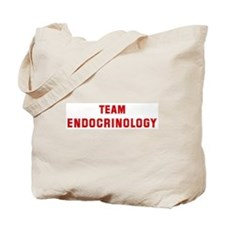 Team ENDOCRINOLOGY Tote Bag