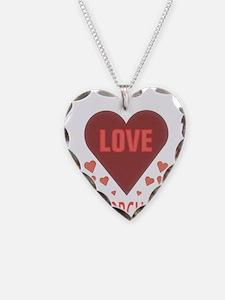 I LOVE COLORGUARD Necklace