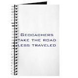Geocaching Journals & Spiral Notebooks