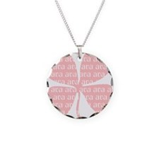 Pink Shamrock Ava Necklace