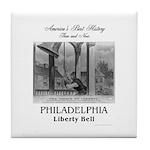 ABH Philadelphia Tile Coaster