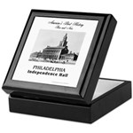 ABH Philadelphia Keepsake Box