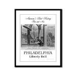 ABH Philadelphia Framed Panel Print