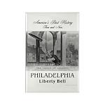 ABH Philadelphia Rectangle Magnet (100 pack)