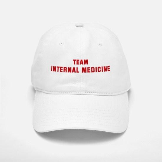Team INTERNAL MEDICINE Baseball Baseball Cap