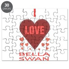 I LOVE BELLA SWAN Puzzle
