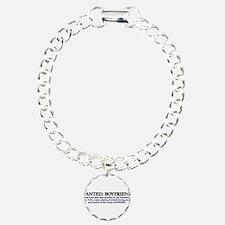 Wanted Edward Cullen Bracelet