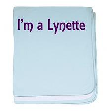 Desperate Lynette baby blanket