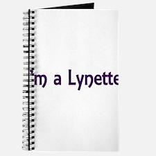 Desperate Lynette Journal
