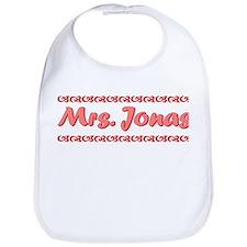 Mrs. Jonas Fan Bib