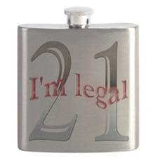 Im Legal and 21 Flask