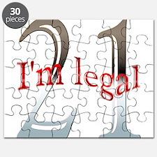Im Legal and 21 Puzzle