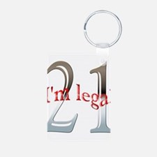 Im Legal and 21 Keychains