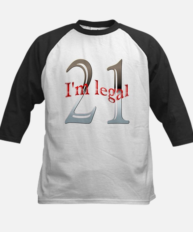 Im Legal and 21 Tee