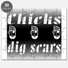 Chicks Dig Scars and Pirates Puzzle