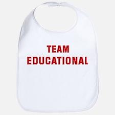 Team EDUCATIONAL Bib
