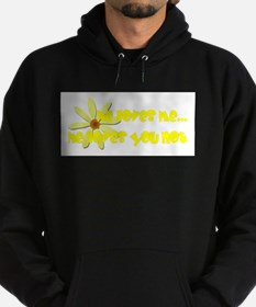 He Loves You Not Hoodie (dark)