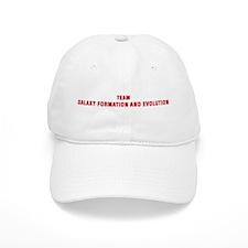 Team GALAXY FORMATION AND EVO Baseball Cap
