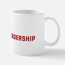 Team EDUCATIONAL LEADERSHIP Mug