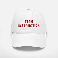 Team INSTRUCTION Baseball Baseball Cap