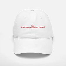Team INSTRUCTIONAL TECHNOLOGY Baseball Baseball Cap