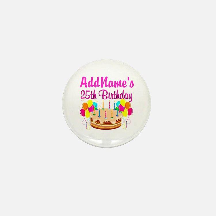 FANTASTIC 25TH Mini Button