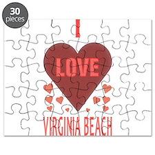 I LOVE Virginia Beach Puzzle