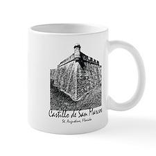 Castillo de San Marcos - Pen.png Mugs