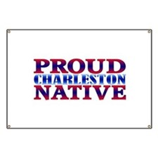 Charleston Native Banner