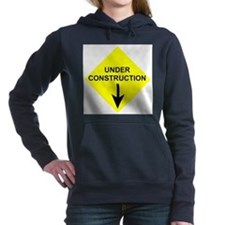 Under Construction Hooded Sweatshirt