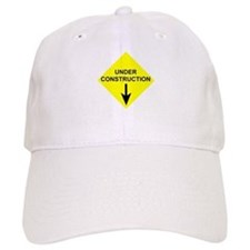 Under Construction Baseball Cap