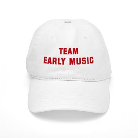 Team EARLY MUSIC Cap