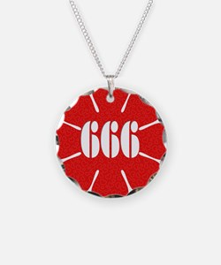 666 Flower Necklace