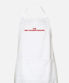 Team EARLY CHILDHOOD EDUCATIO BBQ Apron