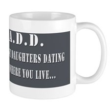 Dads Against Daughters Dating  Mug